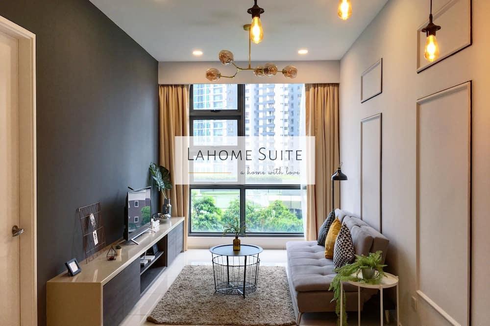 Premium Family Suite Kuala Lumpur City Center - Living Room