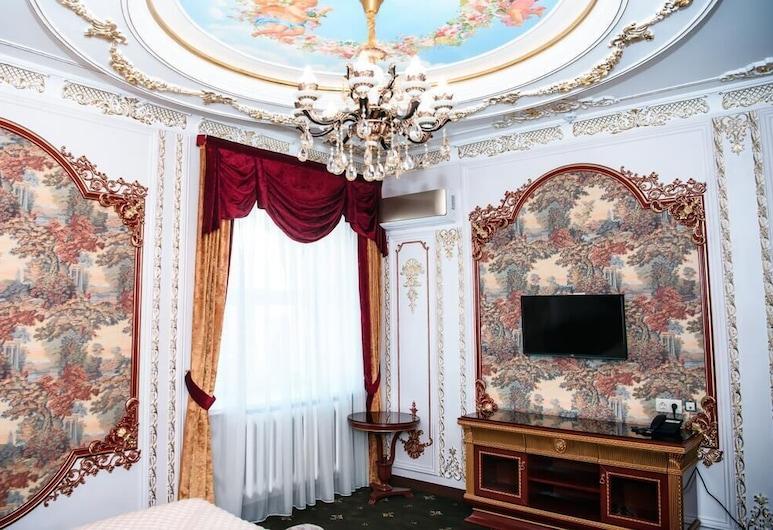 Hotel Lion, Nur-Sultan, Apartment, 1 Schlafzimmer, Zimmer