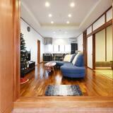 Nhà có thiết kế đặc sắc - Phòng khách