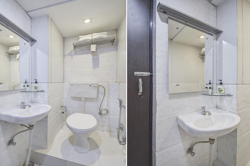 Стандартний тримісний номер - Ванна кімната