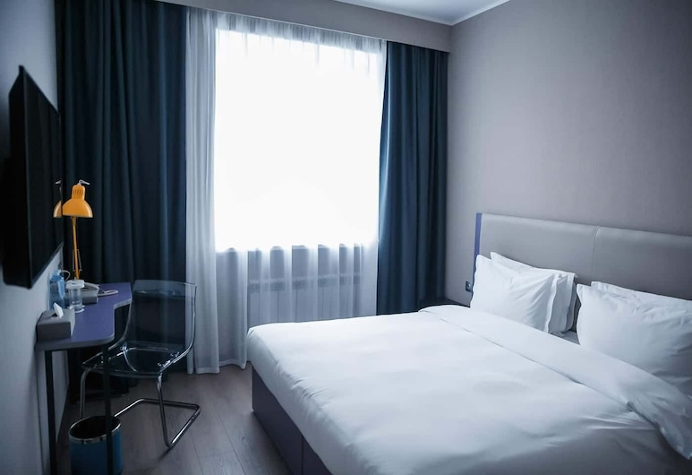 City Hotel Shymkent, Shymkent, Standard Double or Twin Room, Guest Room