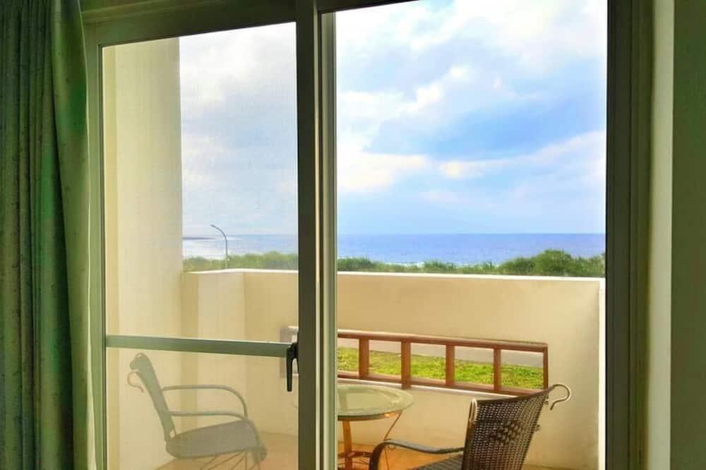 Chambre Double - Vue depuis le balcon