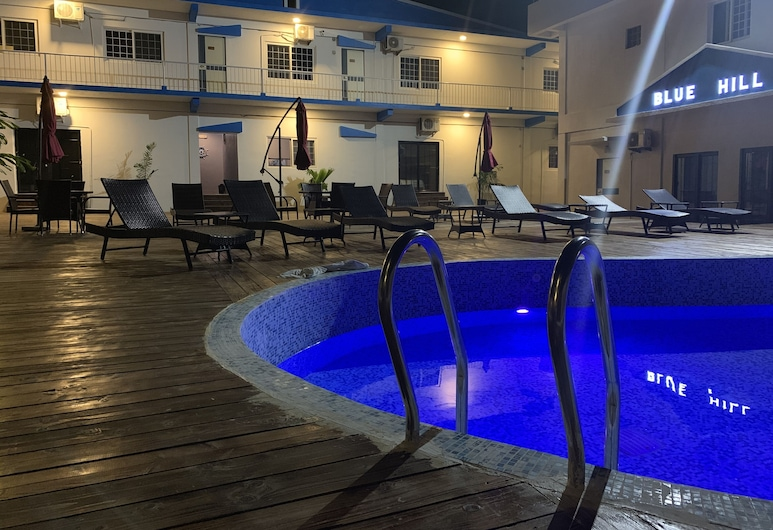 Blue Hill, Saipan, Outdoor Pool