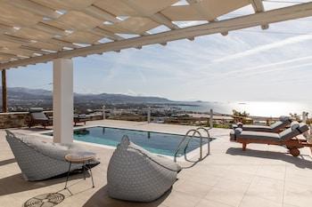 ภาพ Mythology Naxos Villas & Suites ใน Naxos