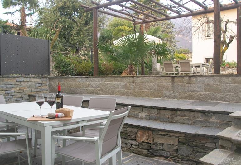 Casa King - Welchome, Cannobio, Apartment, 2 Bedrooms, Terrace/Patio