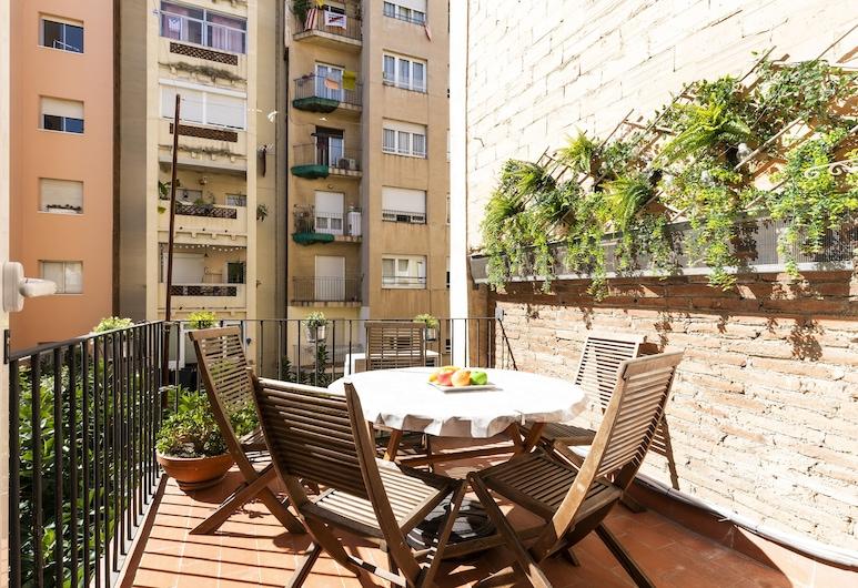 AB Gracia Apartments, Barcelona, Apartemen, 5 kamar tidur (2725), Teras/Patio