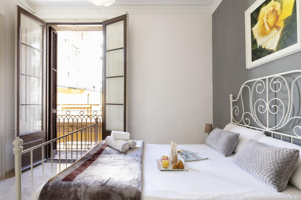 Külaliskorter, 5 magamistoaga (2725) - Tuba
