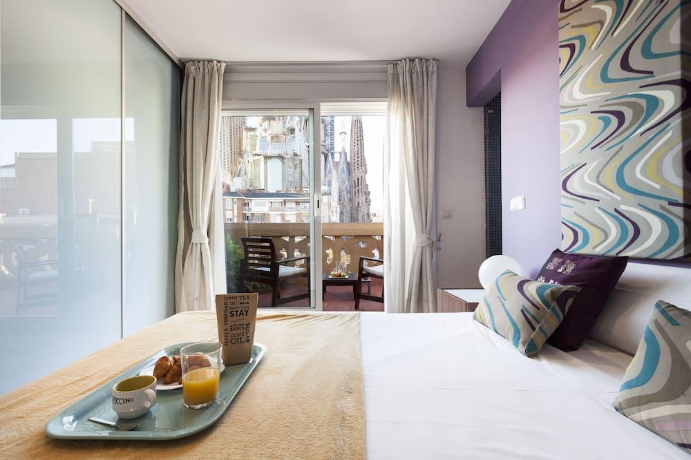 Apartmán, 1 spálňa (2589) - Izba