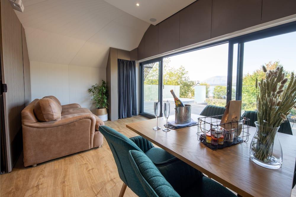 Luxury Lodge (Sleeps 4) - Sala de estar