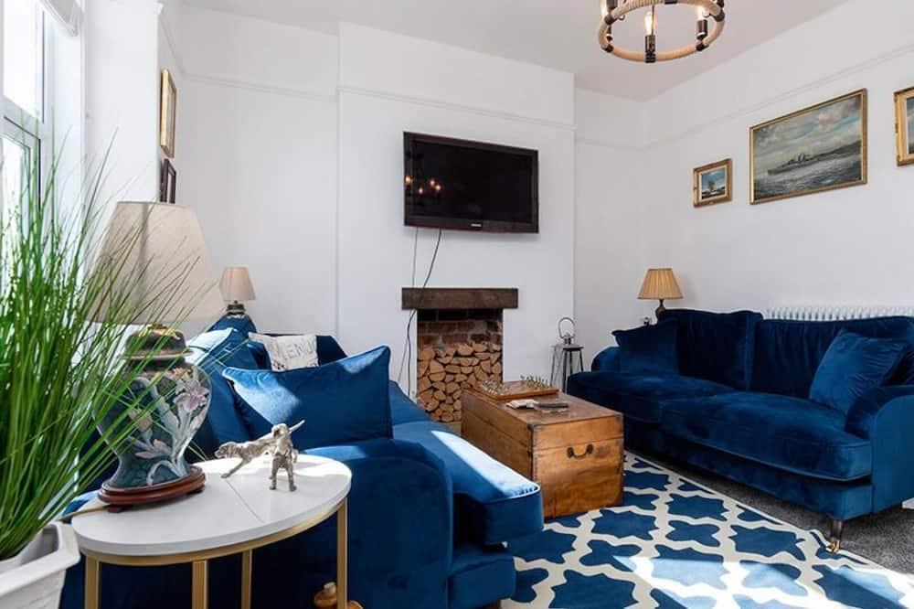 Casa (2 Bedrooms) - Sala de Estar