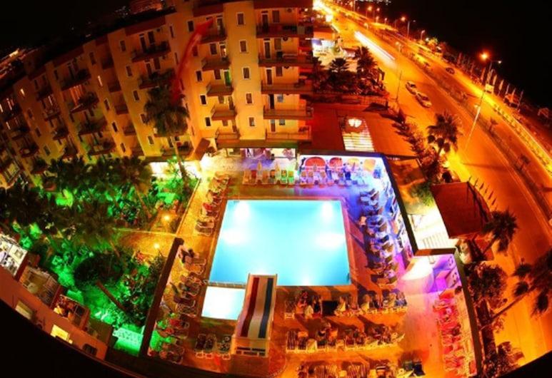 Astor Beach Hotel, Alanya, Dış Mekân