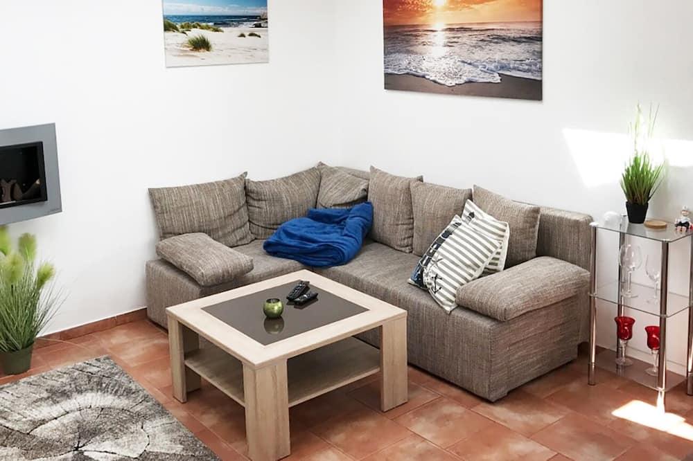 Maison Confort, 2 chambres - Salle de séjour