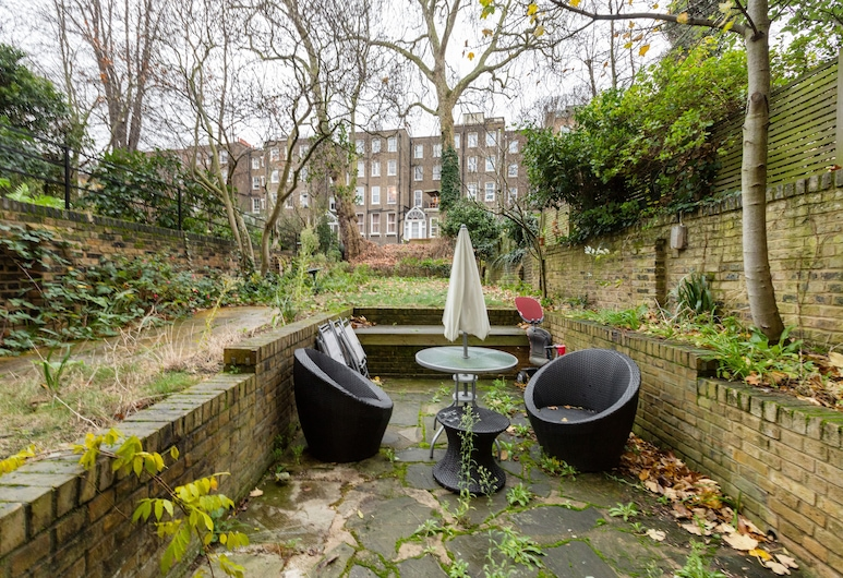 Lexham Gardens I By The Residences, Londen, Tuin
