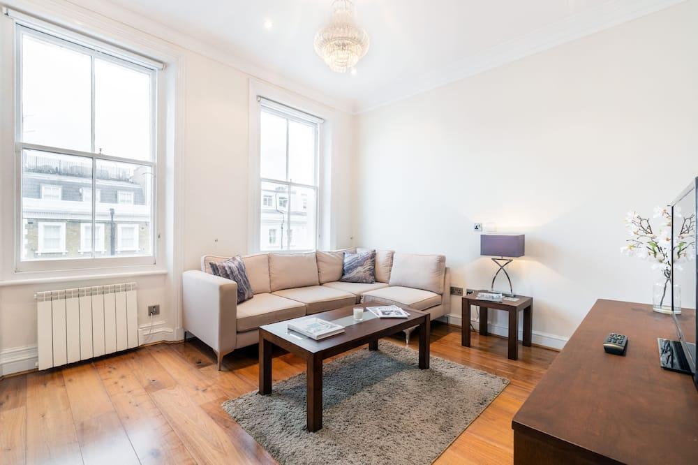 Luxury Apart Daire - Oturma Odası