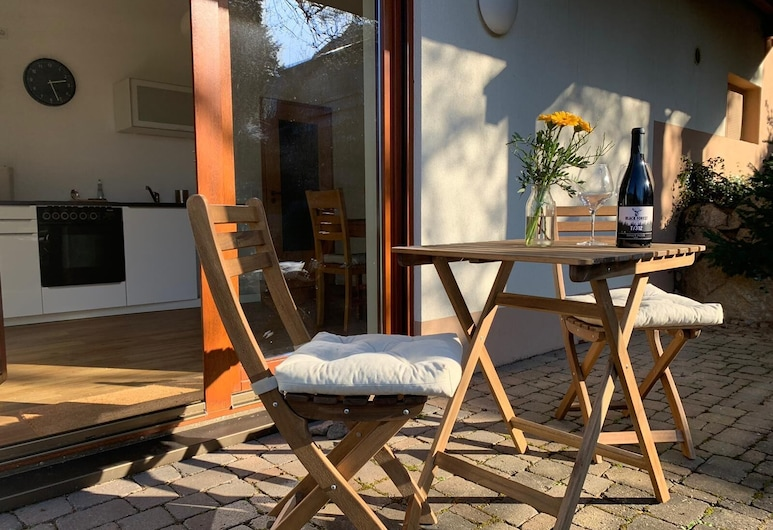 Apartment at the Park of the Senses, Badenweiler, Balcony