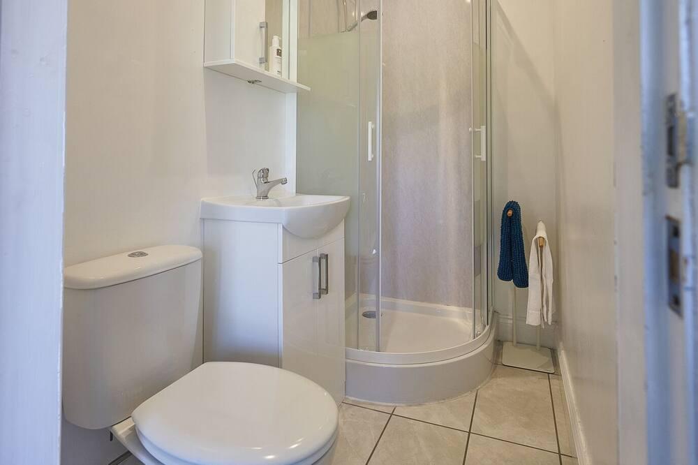 Luxury Μικρό Σπίτι, Κοινόχρηστο Μπάνιο (Bracken Barn) - Μπάνιο