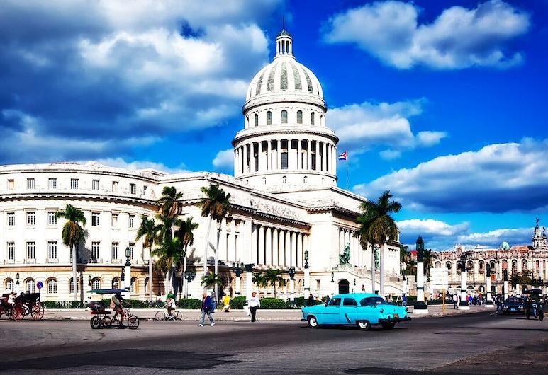 Apt Habana Vieja Private and Comfortable, La Havane