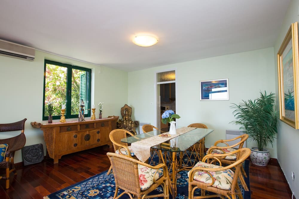 舒適公寓, 海景 - 客廳