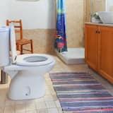 Tradiční apartmán - Koupelna