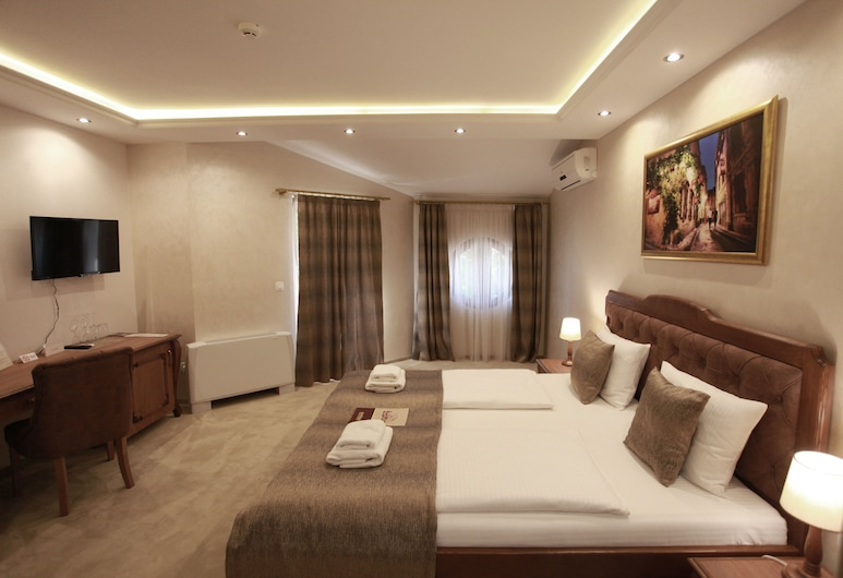 Provence Rooms, Banja Luka, Dvojlôžková izba typu Deluxe (02), Hosťovská izba