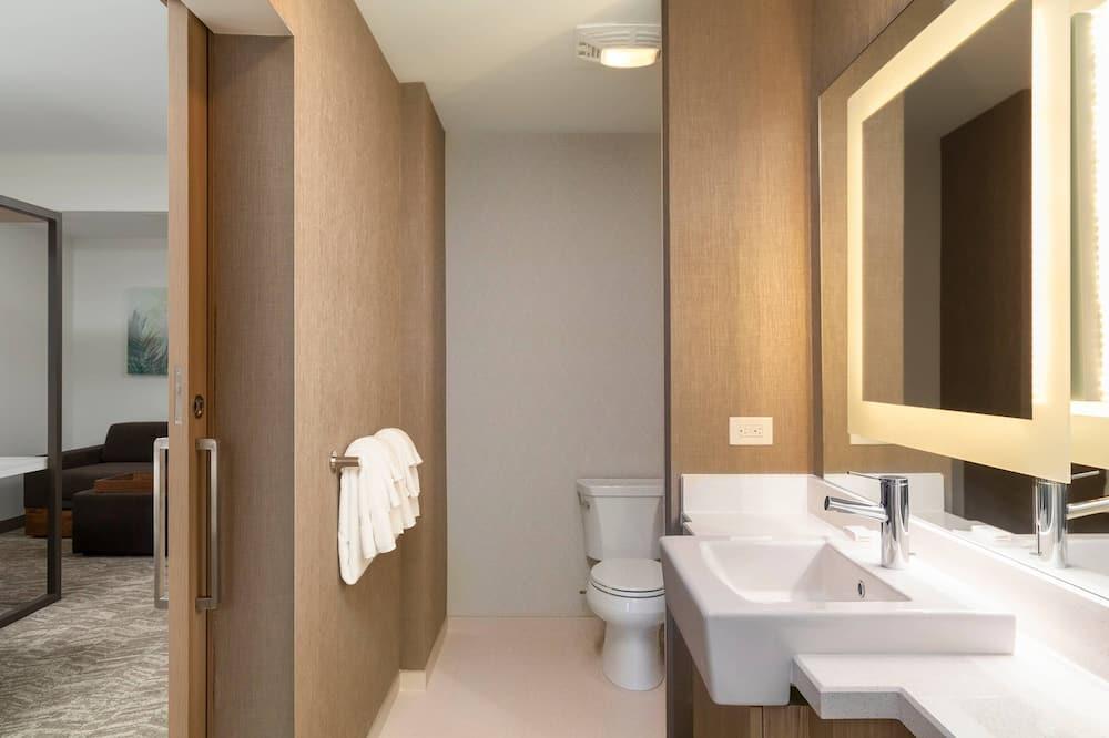 Suite, 2 grands lits, non-fumeurs - Salle de bain