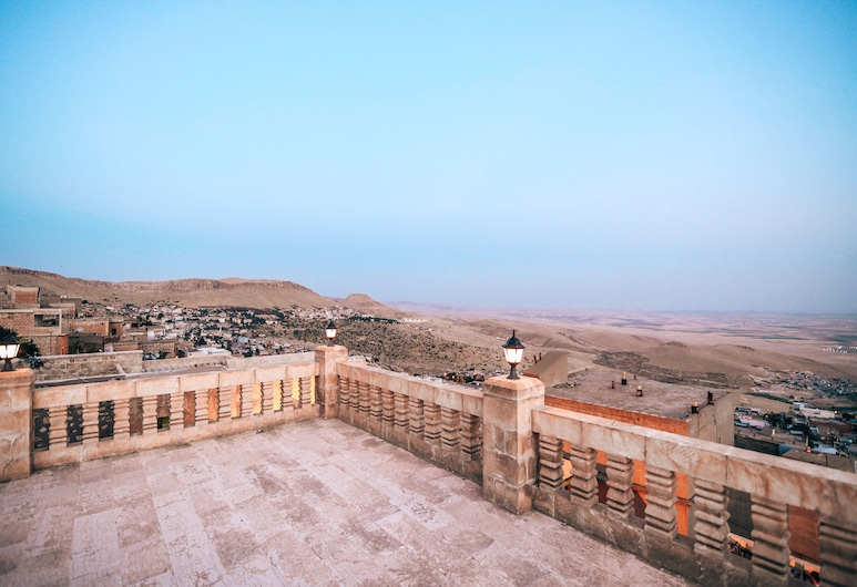 Maristan Tarihi Konak, Mardin, Quarto Duplo Comfort, Vista para a cidade