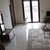 Eenvoudige kamer, 1 twee- of 2 eenpersoonsbedden - Woonruimte