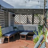 Triple Room, Private Bathroom - Terrace/Patio