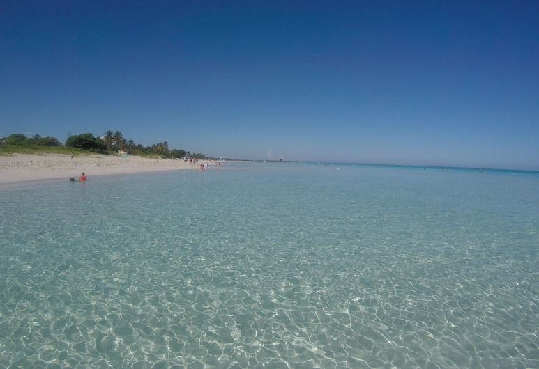 Casa Bettymar, Varadero, الشاطئ