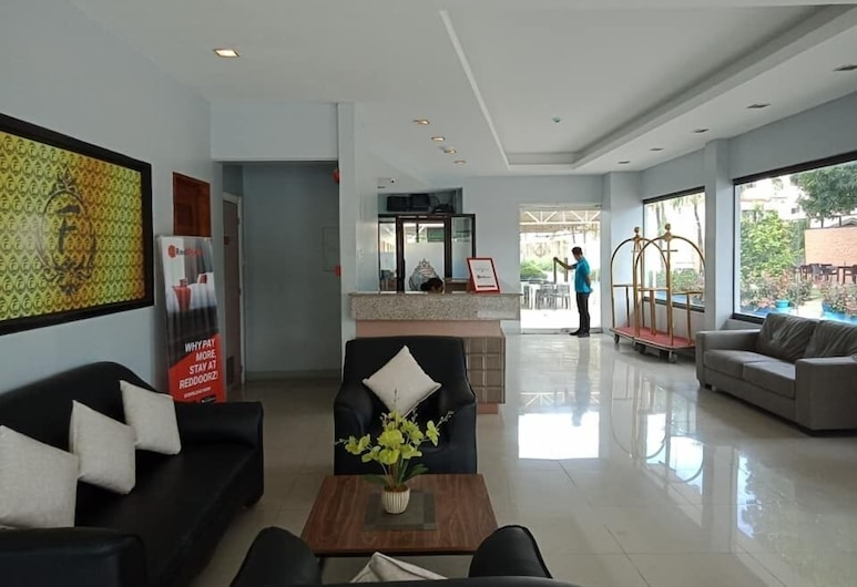 S&M Hotel, Mandaue, Lobby Lounge
