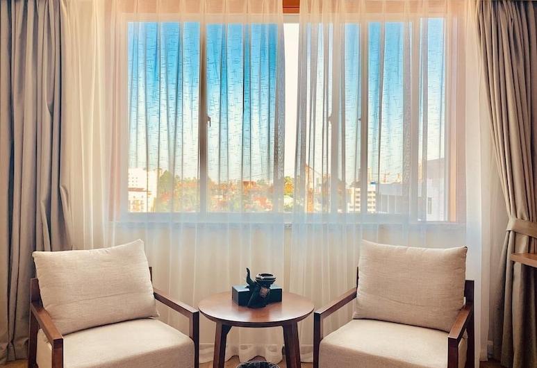 Goddess of Liberty Hotel, Sihanoukville, غرفة ديلوكس بسريرين منفصلين, غرفة نزلاء