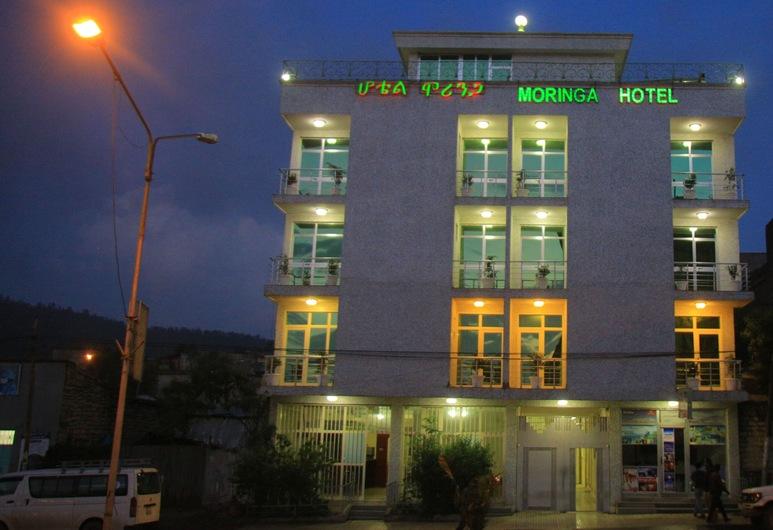 Moringa Hotel, Makale