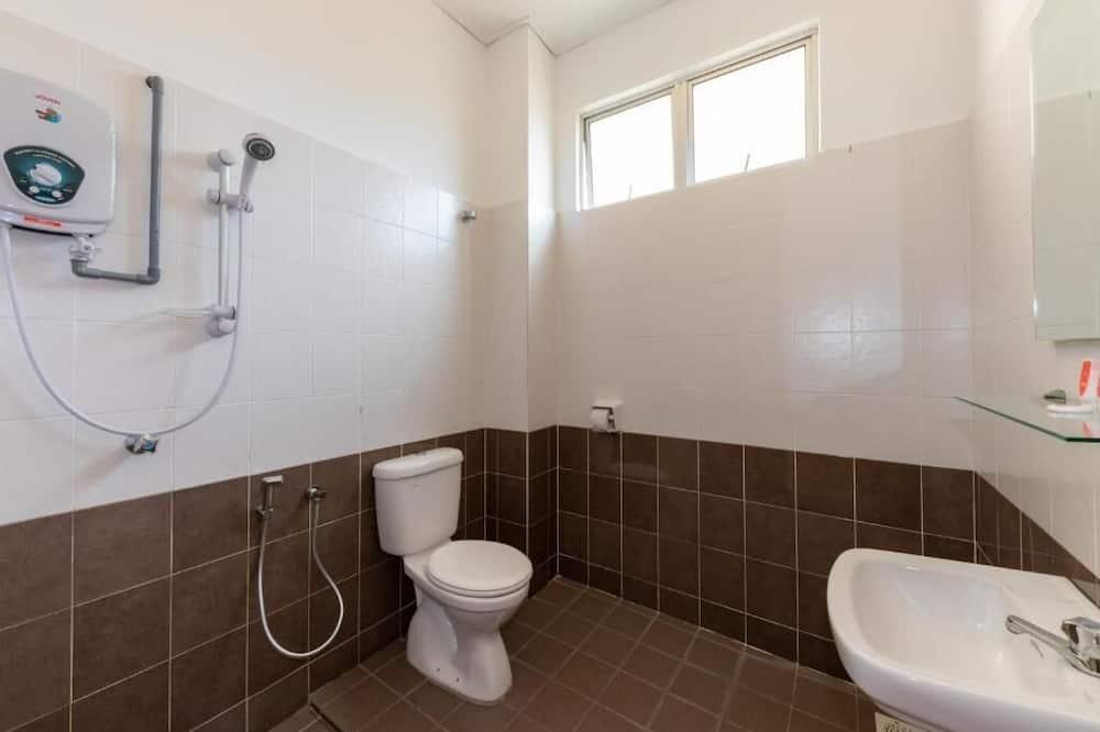Suite estudio - Baño