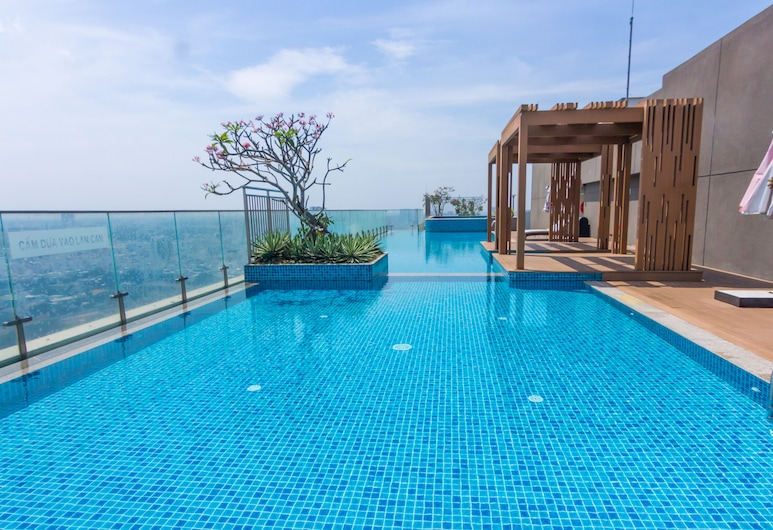 The Goldview Residence, Ho Chi Minh City, Outdoor Pool