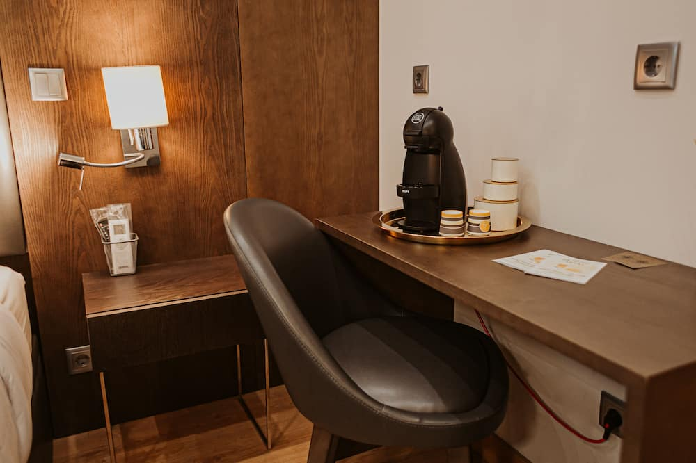 Superior Room - In-Room Dining