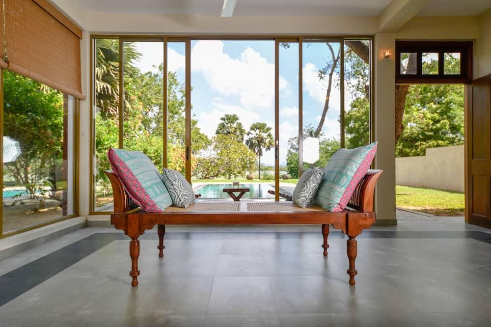 Villa de lujo - Sala de estar