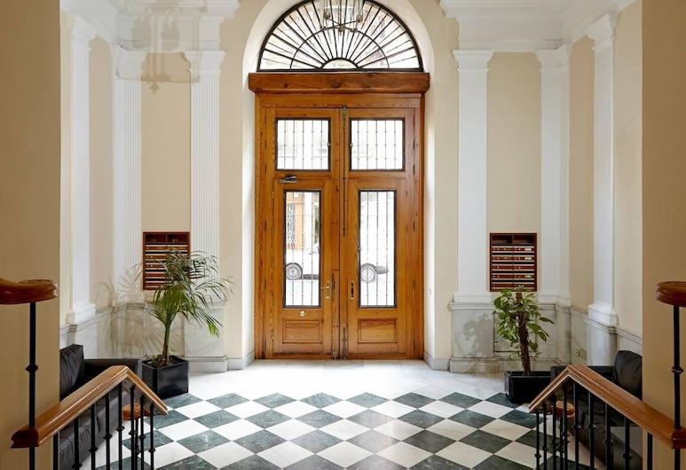 Palacio De Barradas, Madrid, Entrée intérieure