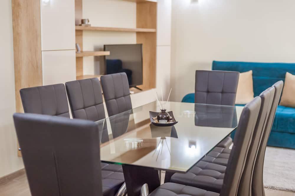 Apartamento de Luxo - Sala de Estar