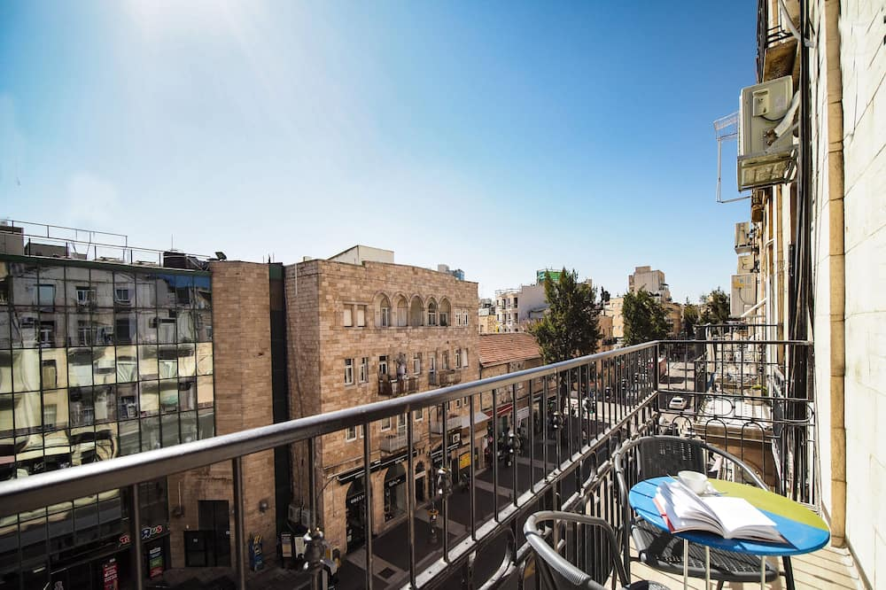 Classic Studio, Balcony, City View - Balcony View