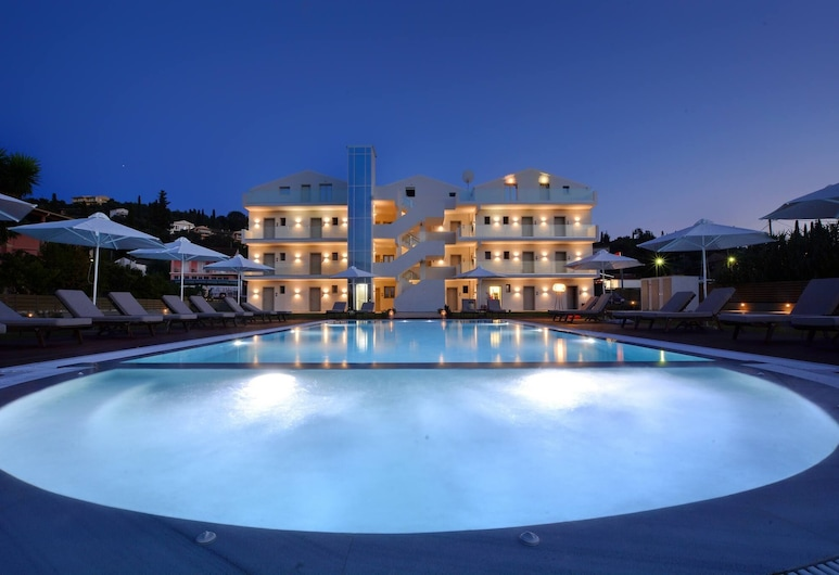 V Luxury Suites, Κέρκυρα