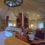 Luxusný stan - Obývacie priestory