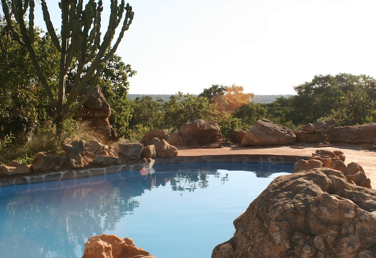 Izintaba Private Game Reserve, Vaalwater, Outdoor Pool