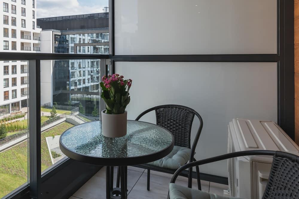 Deluxe Διαμέρισμα (Grzybowska 106) - Μπαλκόνι