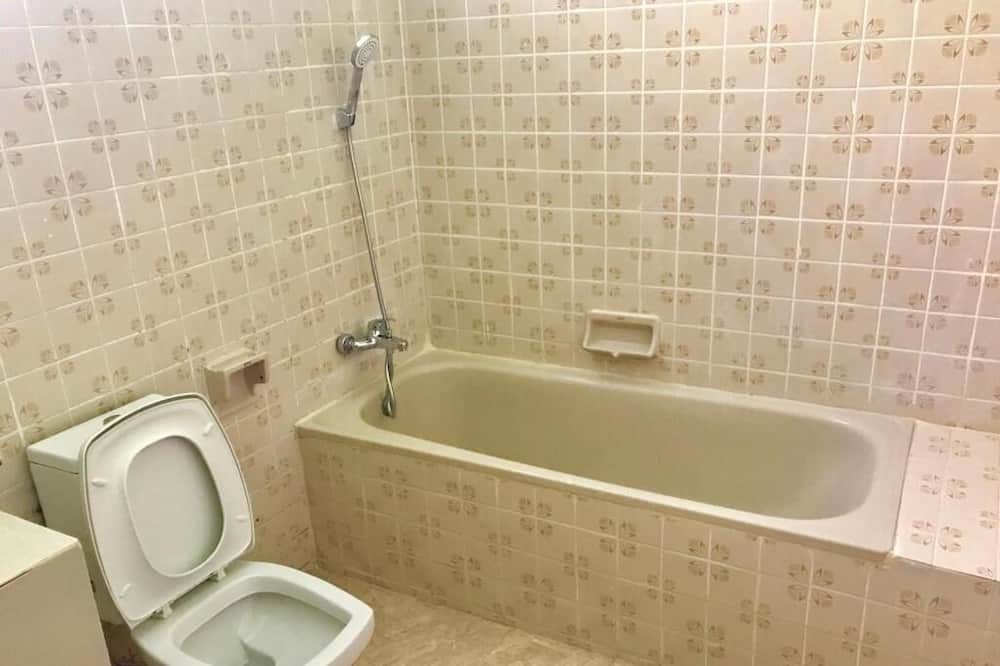 Deluxe Δωμάτιο, Μπαλκόνι - Βαθιά μπανιέρα
