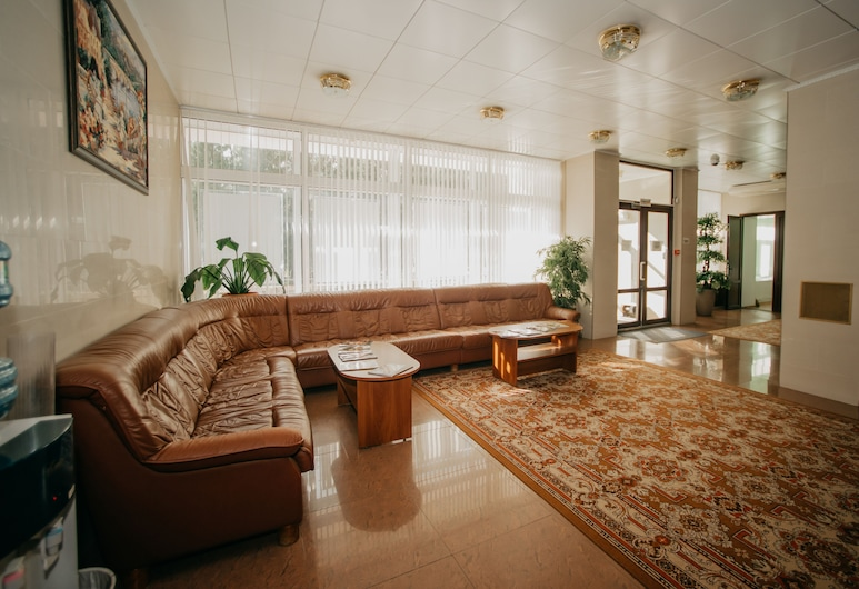 Gosmosfilmfond, دوموديدوفو, منطقة الجلوس في الردهة