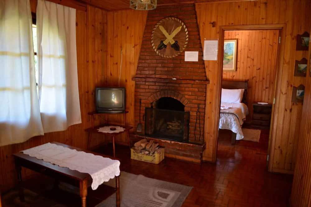 Chata (4) - Obývačka
