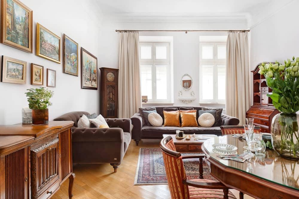 Ekskluzivni apartman - Dnevna soba