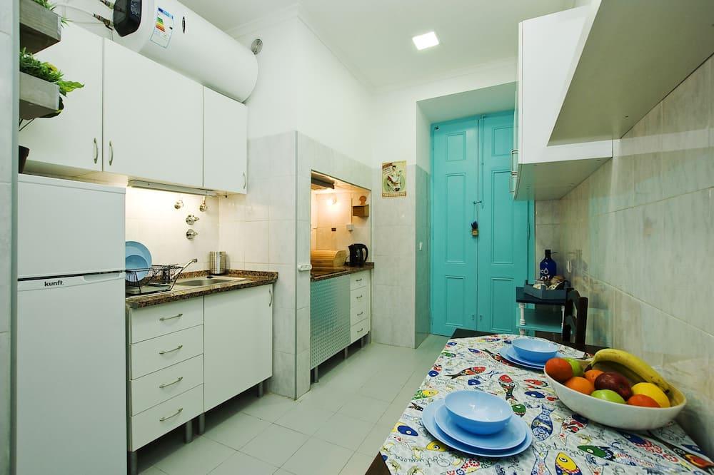 Paaugstināta komforta četrvietīgs numurs - Kopīga virtuve