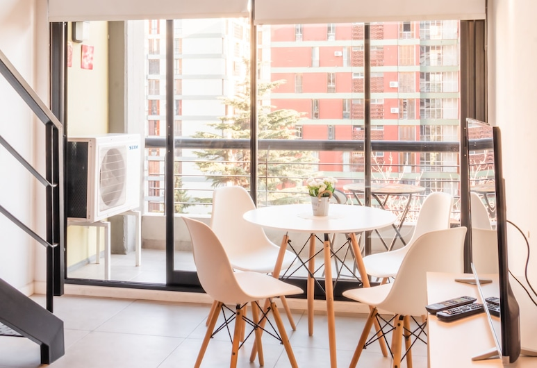 Amazing Loft in La Boca, Buenos Aires, Appartement, 1 slaapkamer, Woonruimte