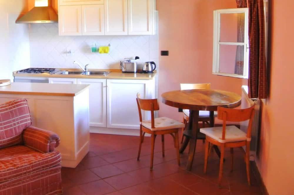 Apartemen Superior, 1 kamar tidur, pemandangan gunung (Leccine) - Area Keluarga
